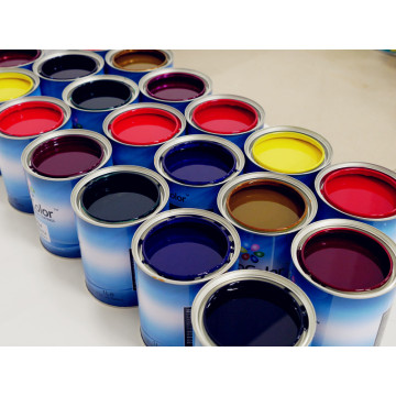 InnoColor Automotive Paint Car Refinish Auto Paint Coating