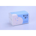 Baby Tissue Facial Sanitary Paper with Beautiful Blue Package