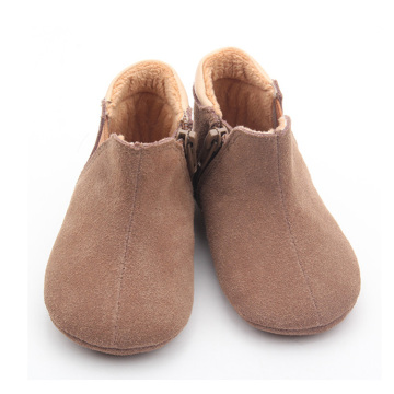 Winter Plush Warm Soft Sole Baby Boots