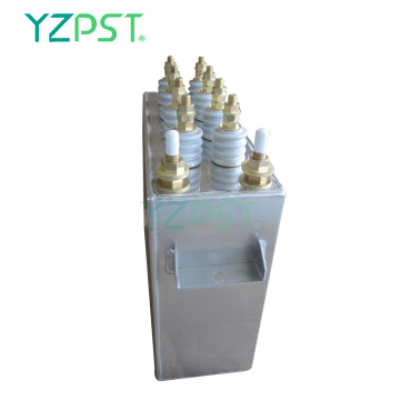 Electric heating capacitors 1250kvar