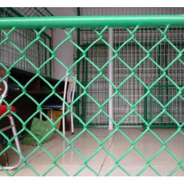 Factory Price 6ft Galvanized Chain Link Fence