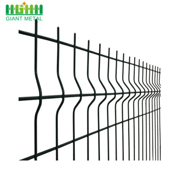 PVC coated galvanized wiremesh fence