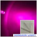 3mm Round Pink 1000pcs Super Bright Light Bulb Led Light-emitting diode Lamp Wholesale