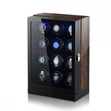 Watch Winder Display Watches With LED Light