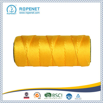 Colorful Nylon Twisted Twine with Reasonable Price