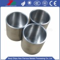tungsten W1 crucible for sapphire crystal growthing