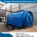 Pyrolysis Plant For Waste Rubber