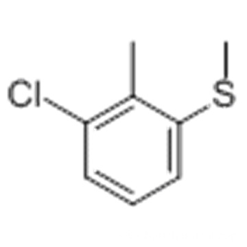 3-CHLORO-2-METHYLPHENYL METHYL SULFIDE CAS 82961-52-2