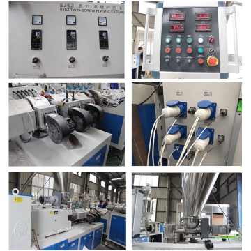 Waterproof 3D marble sheet profile production line