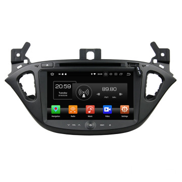 CORSA 2015-2016 සඳහා android car dvd gps