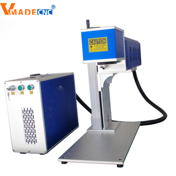 CO2 RF Metal Tube Laser Marking Machine