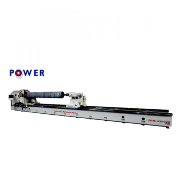Operator Friendly Rubber Roller Groover PSM-8040-CNC