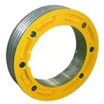 Traction Sheave for OTIS Gearless Machine 400mm/410mm/480mm