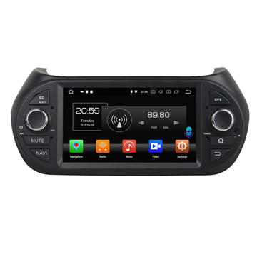 car stereo for Fiat Fiorino