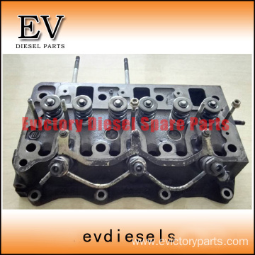 3LD1 cylinder head block crankshaft connecting rod