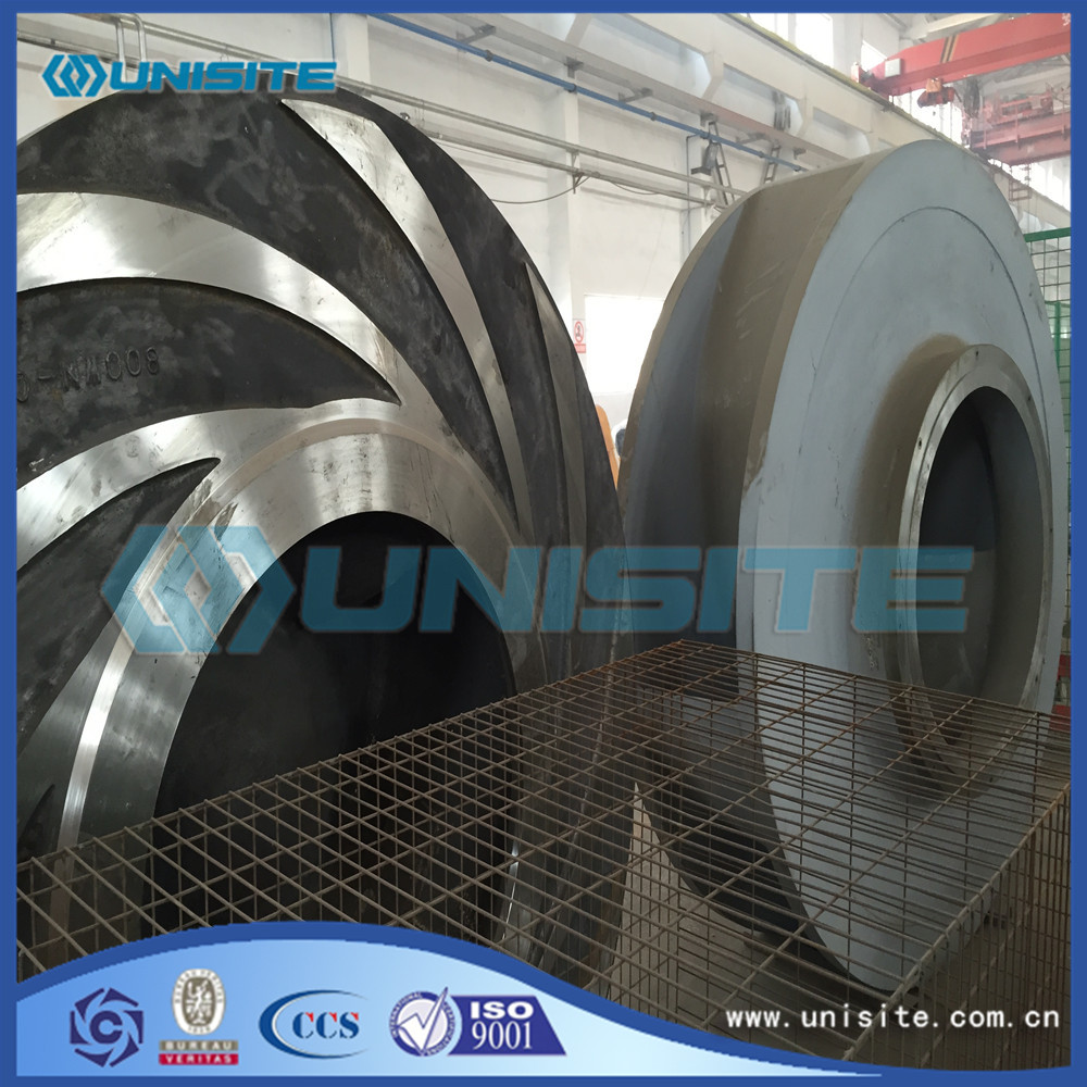 Steel Casting Impeller Design for sale