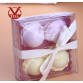 Healcier Professional Custom made Gift bath-bombs hot sale