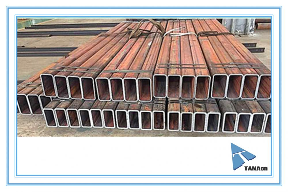 Hot Dip Galvanized Square Seamless Steel Tube/pipe