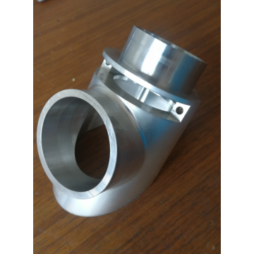 5-Axis Custom Pipe Joint Fittings