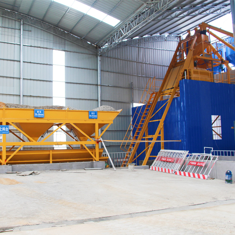 Factory direct supply CE ready mix batching plant