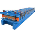 Double Layer roofing sheet tile roll forming machine