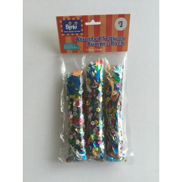 colorful sequins craft set