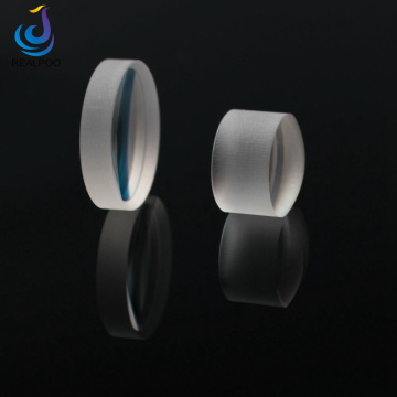 Fused Silica Plano Convex Lenses