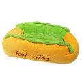 Cute Pet bed with stylish hot dog shape