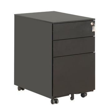Office Metal 3 Drawer File Storage Cabinet