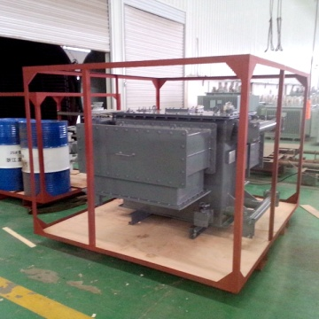 500KVA 5.5/0.4KV oil immersed distribution transformer