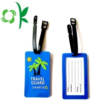 Business Card Size Custom Cartoon Shape Luggage Tag