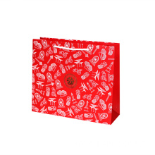 Luxury Wedding Candy Gift Packaging Bag With Handle