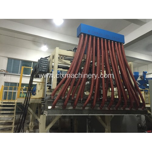Hingpit nga Awtomatikong Pallet Stretch Wrapping Film Equipment