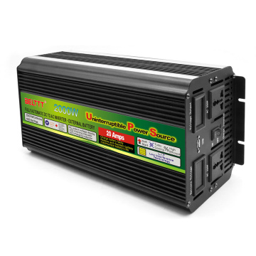2KW UPS Modified Sine Wave Inverter