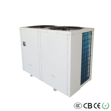 40kw Heat Pump For Hotel Hot Water