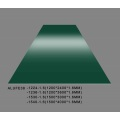 Feve Gloss Forest Green Aluminium Sheet