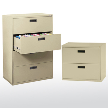 Metal Lateral File Cabinets 2 Drawer