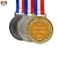 Custom sticker blank medal set