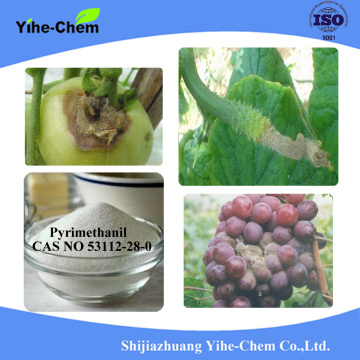 Agrochemical Fungicide Pyrimethanil C12H13N3