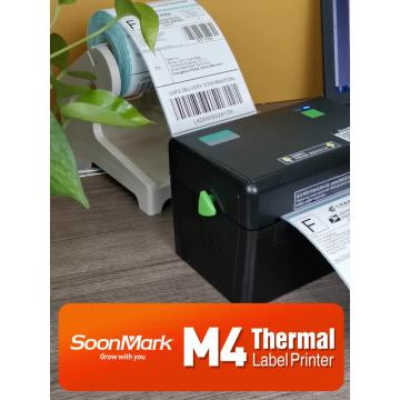USB Thermal Label Printer 4x6 Shipping Label Printer