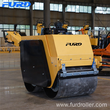 Wholesale Walk-behind Push Road Roller Compactor