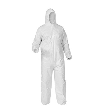 security protective suit biological medical doctor protection clothing suit polyester