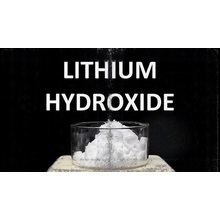 lithium hydroxide melting point