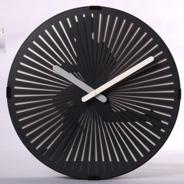 Running Man Motion Wall Clock