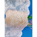 Wide Embroidery Lace Trim Fabric for Garment Accessories