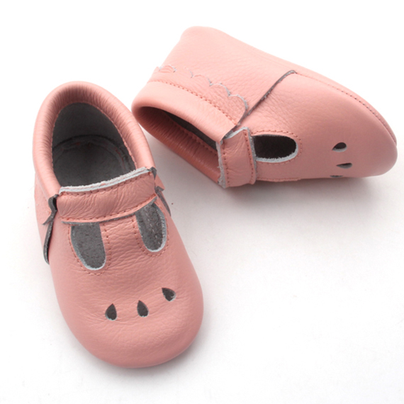 leather baby girls shoes wholesale