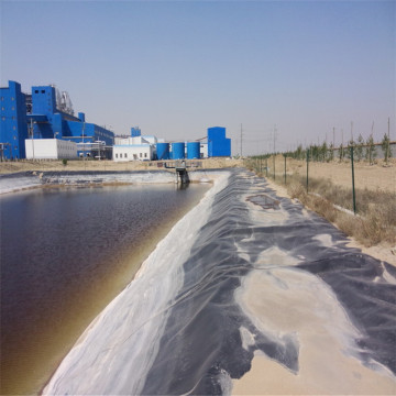 1.5mm Sewage Treatment Pond Liner HDPE Geomembrane