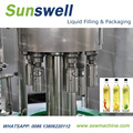 Automatic Edible Oil Weight Filling Machine