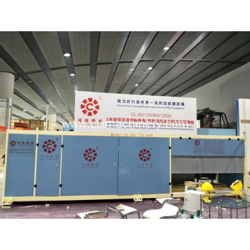 Daghang Output Cast Film Making Machine