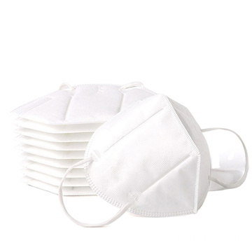 Folding Disposable N97 Safety Masks Anti-Pollen